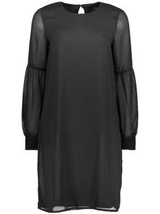 Vero Moda Jurk VMROSE LS ABK DRESS 10190992 Black/SOLID