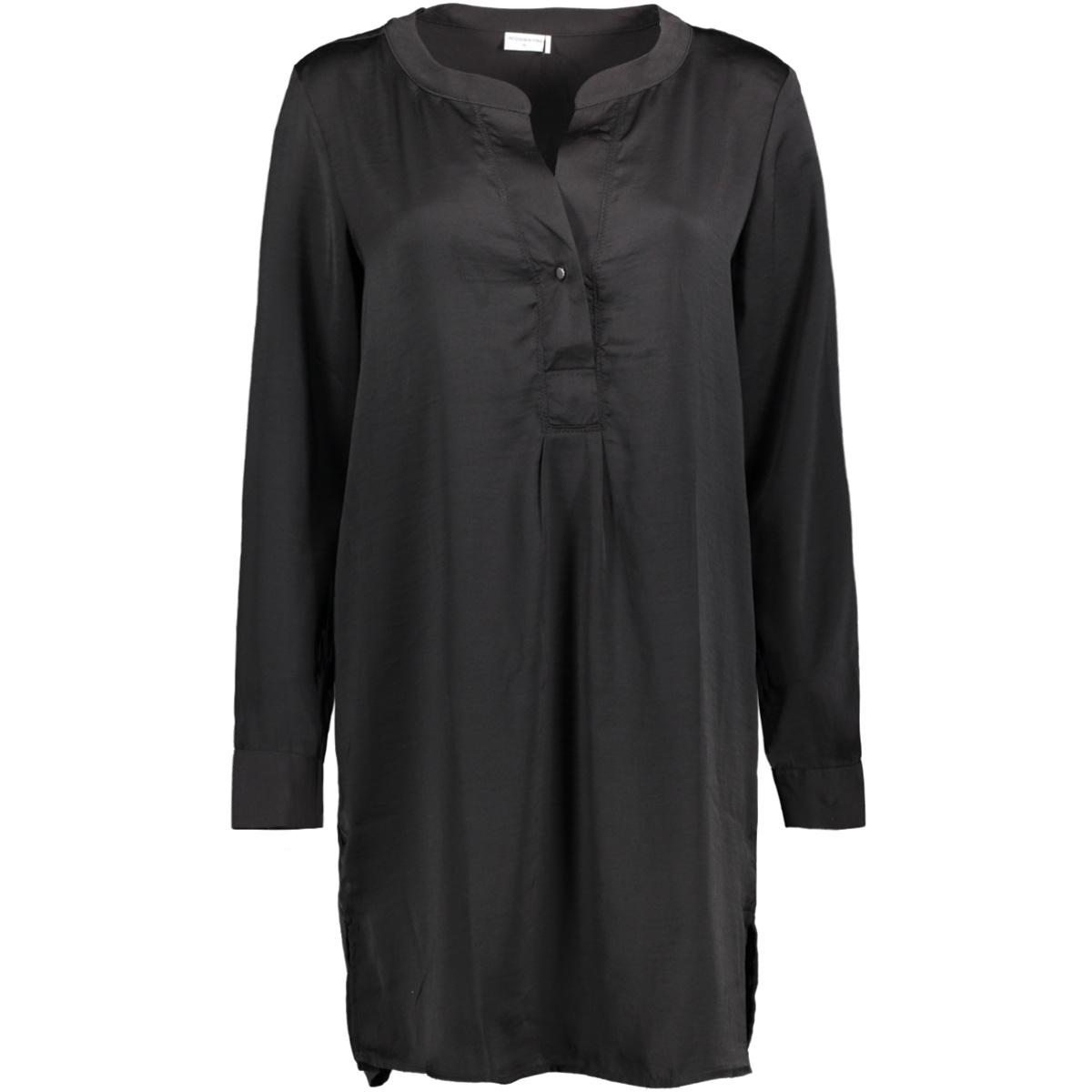 jdytrippley l/s dress wvn 15150854 jacqueline de yong jurk black