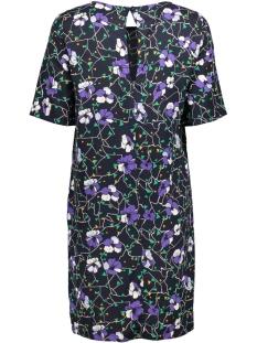 vmisolde gabby 2/4 dress d2-1 10197062 vero moda jurk night sky/isolde pri