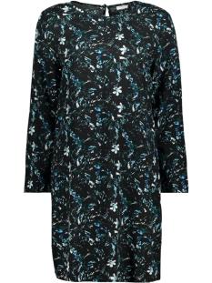 Jacqueline de Yong Jurk JDYBILLIE LS PRINT DRESS WVN RPT 15157667 Black/01
