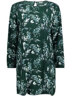 Jacqueline de Yong Jurk JDYBILLIE LS PRINT DRESS WVN RPT1 15157667 Scarab/04