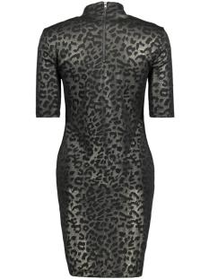 nmmaddy 2/4 short dress x 27002239 noisy may jurk black/gunmetall