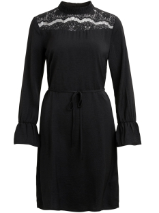 Object Jurk OBJFAE L/S  LACE DRESS A NY17 DIV 23027412 Black