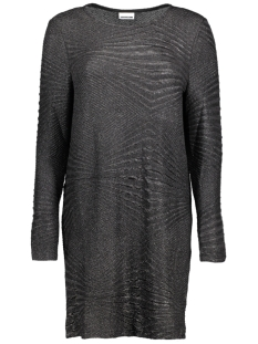 Noisy may Jurk NMCOLLA HEAVEN L/S BOXY DRESS X 27001495 Black