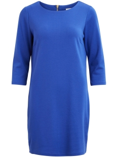 Vila Jurk VITINNY NEW DRESS-FAV 14043495 Deep Ultramarine