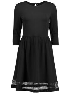 Only Jurk onlXENA 3/4 DRESS JRS 15150808 Black