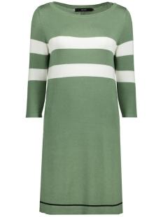 Vero Moda Jurk VMLACOLE 3/4 BOATNECK FITTED DRESS 10199690 Dark Ivy
