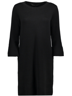 Only Jurk onlAMBRE 3/4 DRESS KNT 15152739 Black