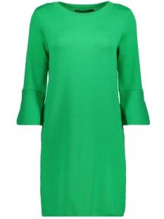 Only Jurk onlAMBRE 3/4 DRESS KNT 15152739 Bright Green