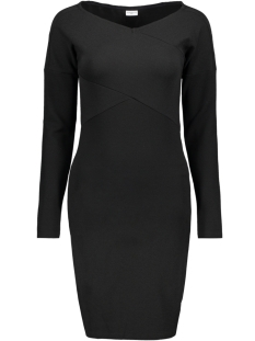 Jacqueline de Yong Jurk JDYAKILI L/S DRESS OPTION 2 JRS 15146530 Black