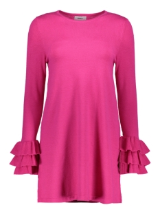 Only Jurk onlGINNY 7/8 DRESS KNT 15150329 Pink Peacock