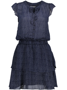 Circle of Trust Jurk S18.65.4710 GABY DRESS DOTS NAVY