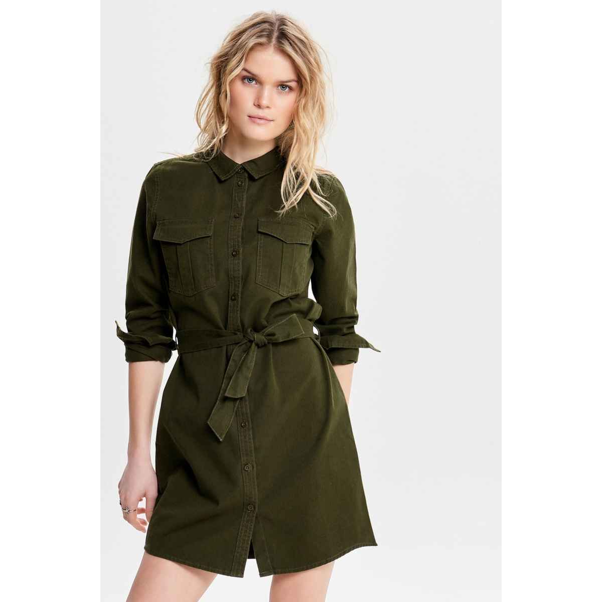 jdynew force l/s dress wvn 15148140 jacqueline de yong jurk grape leaf