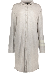 10 Days Jurk 20-342-8101 LIGHT GREY MELEE