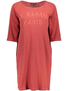 Juul & Belle Jurk COMFY DRESS RED