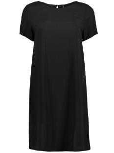 Only Jurk onlFIRST SS SOLID DRESS WVN 15159517 Black