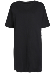 Pieces Jurk PCINGEBORG 2/4 SWEAT DRESS 17086986 Black