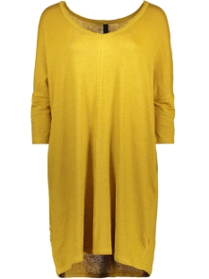 10 Days Jurk 20-344-8101 DARK MUSTARD