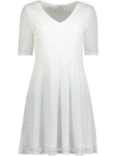 Vila Jurk VIFREJ 2/4 SHORT DRESS 14044377 Snow White