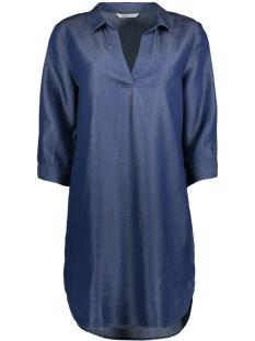 Only Jurk onlANNA 3/4 SHIRT DRESS WVN 15145695 Dark Blue Denim