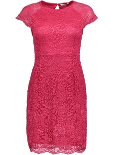 Only Jurk onlSHIRA LACE DRESS NOOS WVN 15146565 Virtual Pink