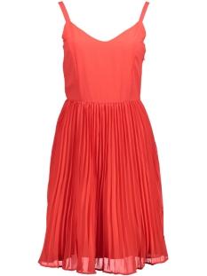 Vero Moda Jurk VMDEAT SLIP DRESS D2-2 10195691 Poppy Red