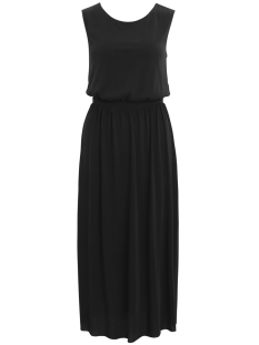 Object Jurk OBJGABBIE S/L LONG DRESS 96 23026300 Black