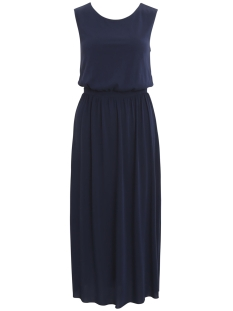 Object Jurk OBJGABBIE S/L LONG DRESS 96 23026300 Mood Indigo