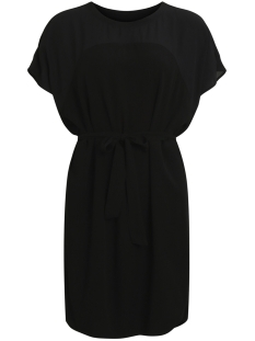 Object Jurk OBJMONICA S/S DRESS .I 96 23026319 Black