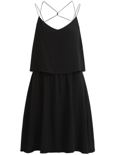 Object Jurk OBJANISTON S/L DRESS 96 23026288 Black