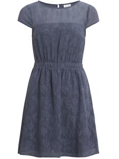 Vila Jurk VIALPA CAPSLEEVE SHORT DRESS/DC/STU 14046097 Grisaille