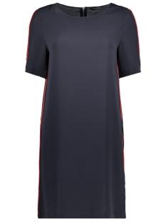 Only Jurk onlVIC TEE PIPING DRESS WVN 15157663 Night Sky/HIGH RISK