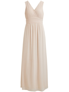 Vila Jurk VIMITTA MAXI DRESS/DC 14046102 Peach Blush