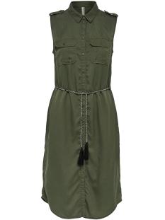 Only Jurk onlARIZONA S/L NEW BELT SHIRT DRESS 15156196 Kalamata