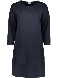 Jacqueline de Yong Jurk JDYAGNES 3/4 SWEAT DRESS SWT 15146176 Sky Captain