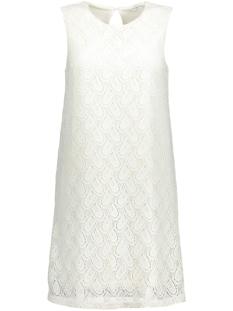 Jacqueline de Yong Jurk JDYCART S/L DRESS JRS 15152362 Cloud Dancer