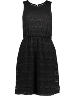 Only Jurk onlBENITA S/L LACE DRESS JRS 15156301 Black
