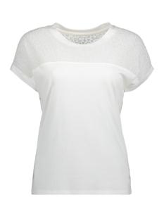 Only T-shirt onlBURNOUT SS TOP JRS 15166791 Cloud Dancer