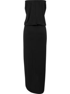 tb1508 bandeau dress urban classics jurk black