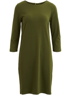 Vila Jurk VITINNY NEW DRESS-FAV 14043495 Ivy Green