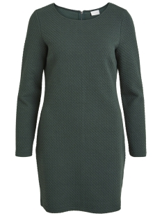 Vila Jurk VINAJA L/S DRESS-FAVNX 14048433 Pine Grove