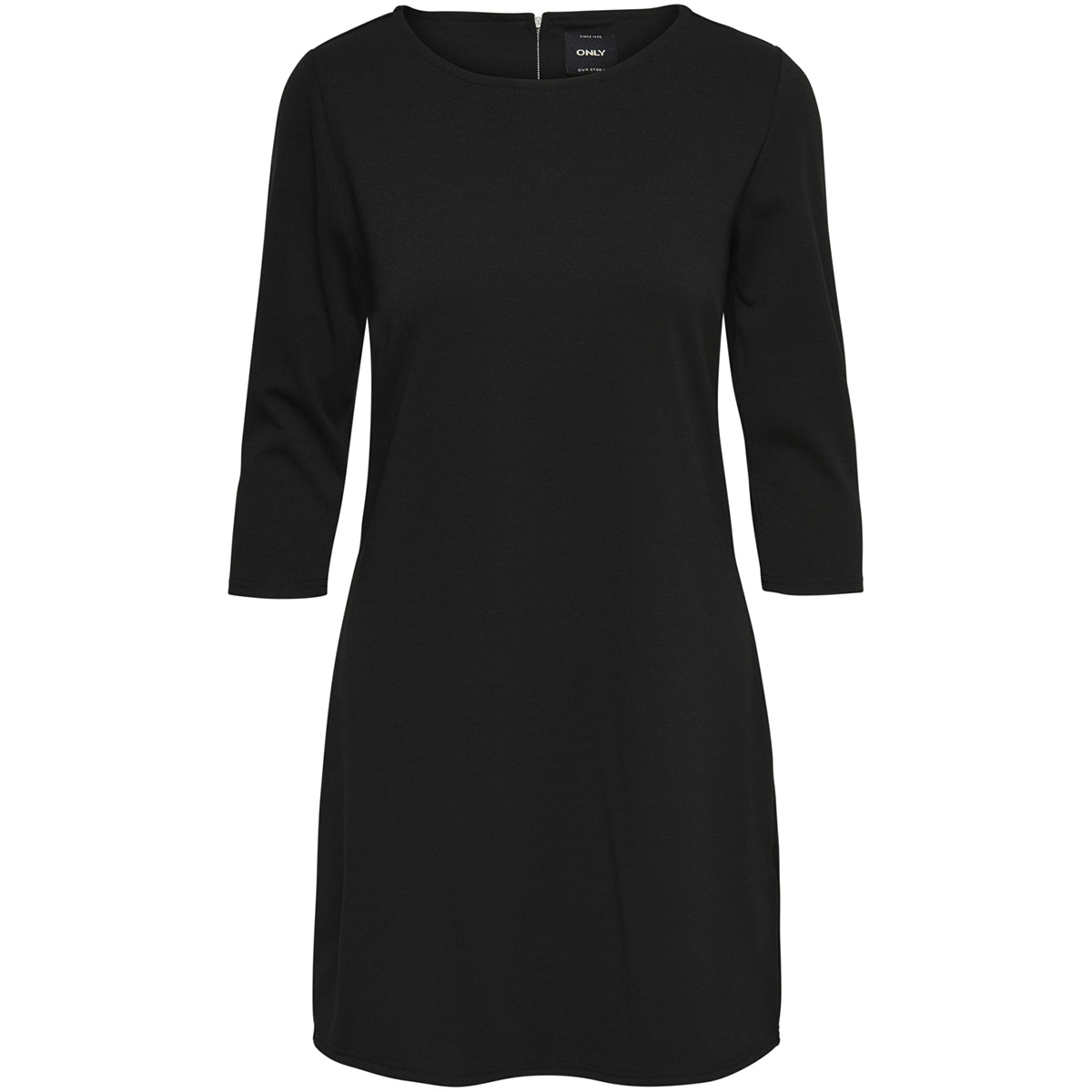 onlbrilliant 3/4 dress jrs noos 15160895 only jurk black