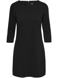 Only Jurk onlBRILLIANT 3/4 DRESS JRS NOOS 15160895 Black