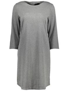 Object Jurk OBJSHELLY 3/4 DRESS NOOS 23027409 Medium Grey Melange