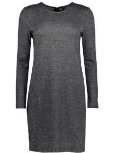 Vero Moda Jurk VMMALENA LS DRESS EXP NOOS 10202254 Dark Grey Melange