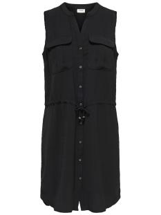 Jacqueline de Yong Jurk JDYENZO S/L DRESS WVN 15158297 Black