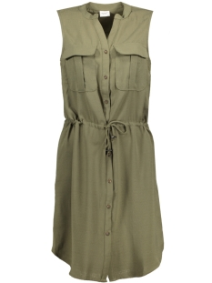 Jacqueline de Yong Jurk JDYENZO S/L DRESS WVN 15158297 Kalamata