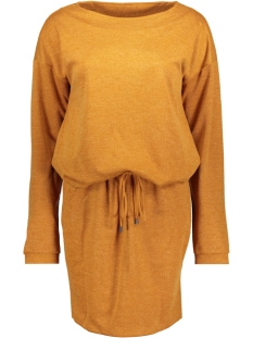 Vero Moda Jurk VMNORA LS DRESS SWT 10161231 Thai Curry