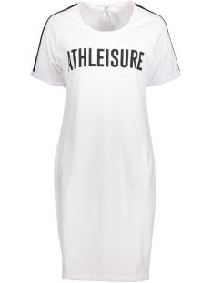 Zoso Jurk ATHLEISURE DRESS WHITE