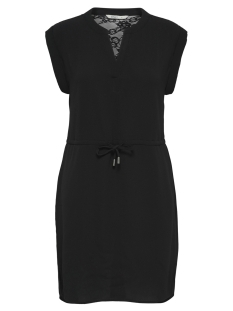 Only Jurk onlVERTIGO SL LACE DRESS WVN 15165631 Black